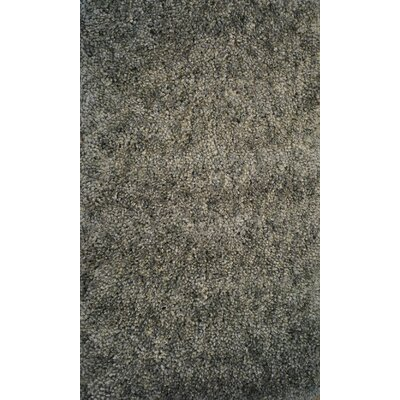 Luxury Shag Dark Grey Rug