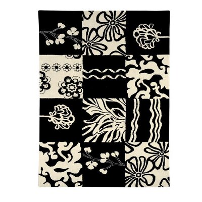Dynamic Rugs Nolita Black/White Rug