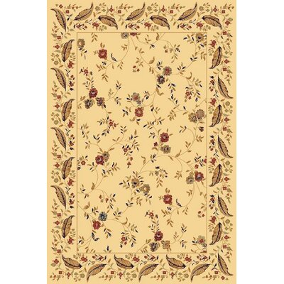 Dynamic Rugs Yazd Cream Rug