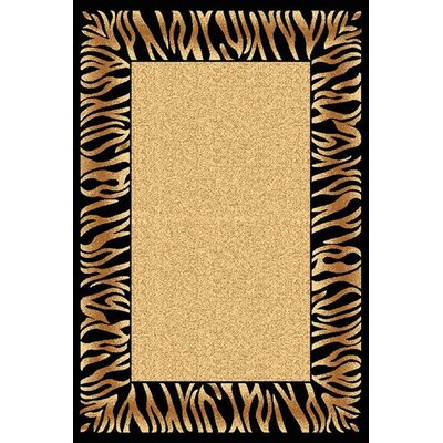 Dynamic Rugs Yazd Cream/Black Rug