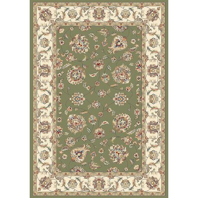 Dynamic Rugs Ancient Garden Green/Ivory Rug