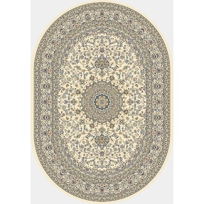 Dynamic Rugs Ancient Garden Ivory Rug