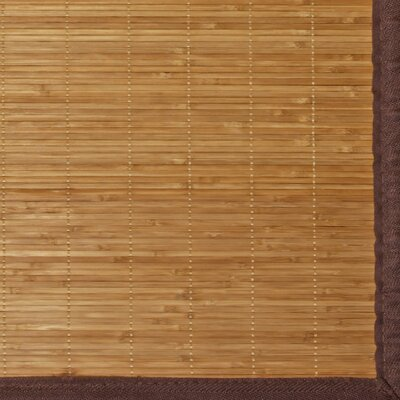 Anji Mountain Bamboo Rugs Villager Natural Rug