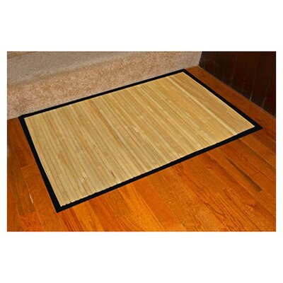 Anji Mountain Bamboo Rugs Natural Rug