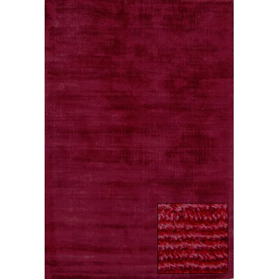 Foreign Accents Urban Gallery Merlot Rug