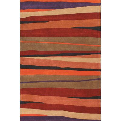 Foreign Accents Festival Stripe Multi Rug