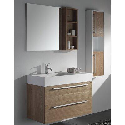 waschbecken unterschrank mit 2 t ren korpus wei. Black Bedroom Furniture Sets. Home Design Ideas