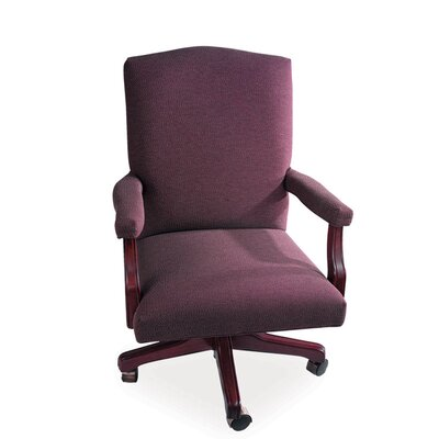 Presidential Mid-Back Office Chair with Arms