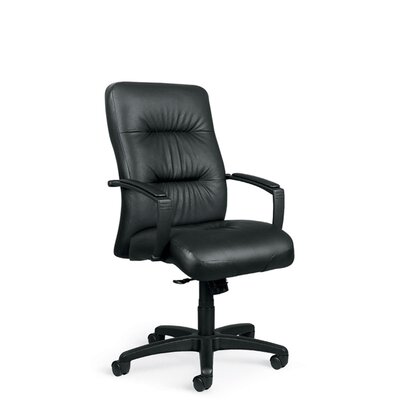 Majestic Mid-Back Office Chair with Arms