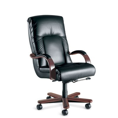La-Z-Boy Sintas High-Back Office Chair with Arms