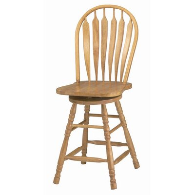 "Sunset Trading Sunset Selections Dining 30"" Swivel Bar Stool"