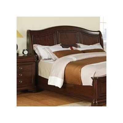 Sunset Suites Sleigh Headboard