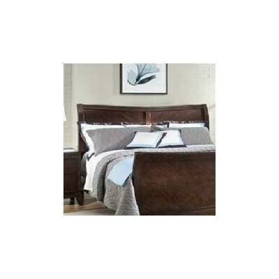 Sunset Trading Sunset Suites Sleigh Headboard