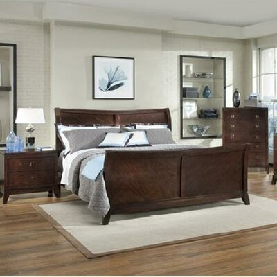Sunset Trading Alexandra Sleigh Bedroom Collection