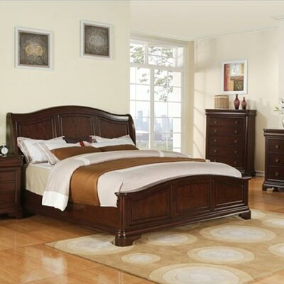 Sunset Trading Cameron Sleigh Bedroom Collection