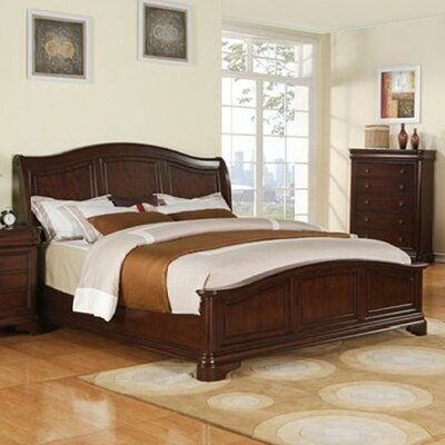 Sunset Trading Cameron Panel Bed