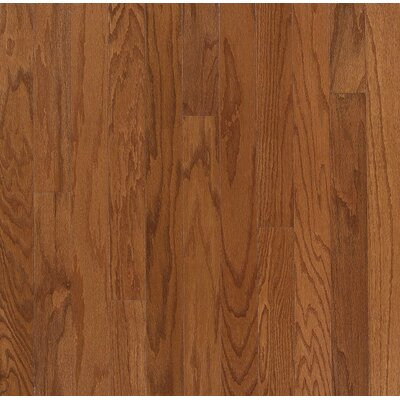 "Armstrong Beckford Plank 3"" Engineered Red Oak in Auburn"