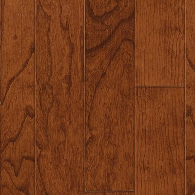 "Armstrong Metro Classics 5"" Engineered Cherry Flooring in Amber"