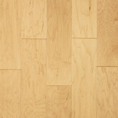 "Armstrong Century Farm Hand-Sculpted 5"" Engineered Maple Flooring in Antique Cashew"