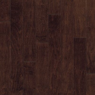 "Armstrong Metro Classics 3"" Engineered Maple Flooring in Cocoa Brown"