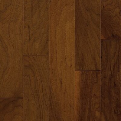 "Armstrong Century Farm Hand-Sculpted 5"" Engineered Walnut Flooring in Toasted Wheat"