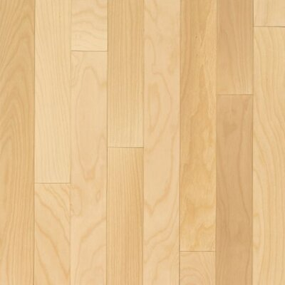 "Armstrong Metro Classics 3"" Engineered Birch Flooring in Saffron"
