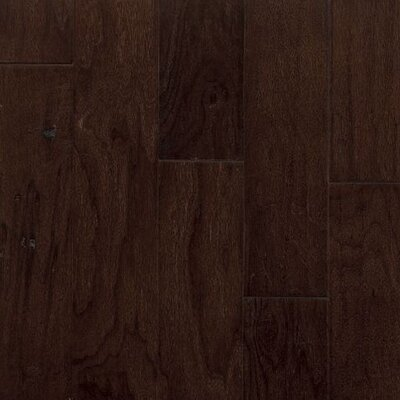 "Armstrong Century Farm Hand-Sculpted 5"" Engineered Walnut Flooring in Allspice"