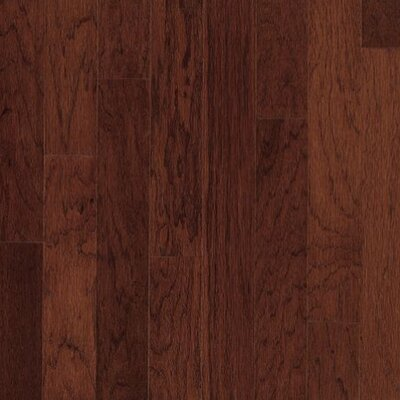"Armstrong Metro Classics 5"" Engineered Pecan Flooring in Paprika"