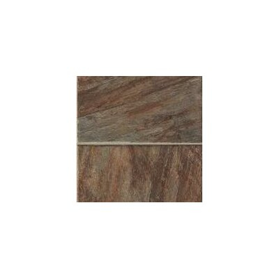 Armstrong Carmona Stone 8mm Tile Laminate in Rio Verde