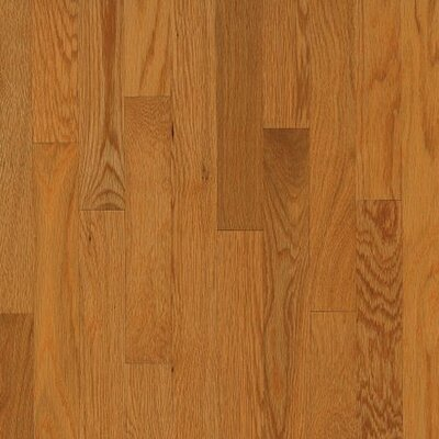 Armstrong SAMPLE - Kingsford Strip Solid White Oak in Canyon