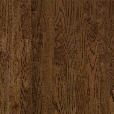 SAMPLE - Somerset Plank Solid Red Oak in Large Haystack