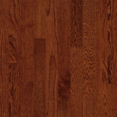 Armstrong SAMPLE - Kingsford Strip Solid White Oak in Cherry