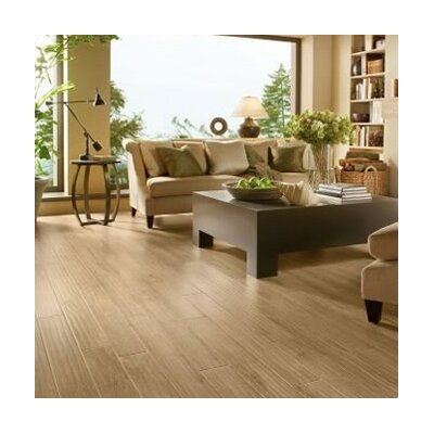 Armstrong Coastal Living 12mm Walnut Laminate in Campfire