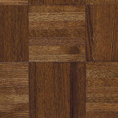 """Armstrong Urethane Parquet 12"""" Solid Oak Flooring in Windsor"""