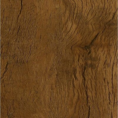"Armstrong Luxe Timber Bay Hickory 6"" x 48"" Vinyl Plank in Molasses"