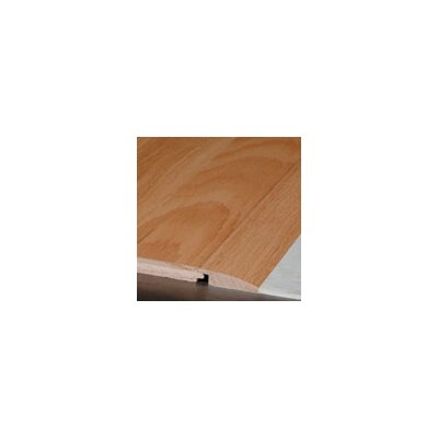 "Armstrong 0.38"" x 1.5"" Red Oak Reducer in Wheat"
