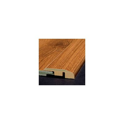 Armstrong Laminate Reducer Strip with Track 72&quot; 05042