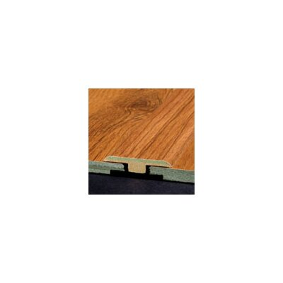 "Armstrong 72"" Laminate T-Molding with Track"