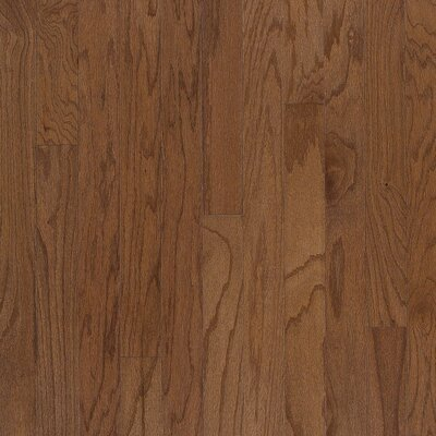 "Armstrong Beckford Plank 3"" Engineered Red Oak Flooring in Bark"