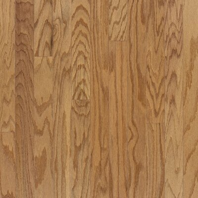"Armstrong Beckford Plank 5"" Engineered Red Oak Flooring in Harvest Oak"