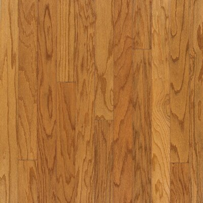 """Armstrong Beckford Plank 3"""" Engineered Red Oak Flooring in Canyon"""