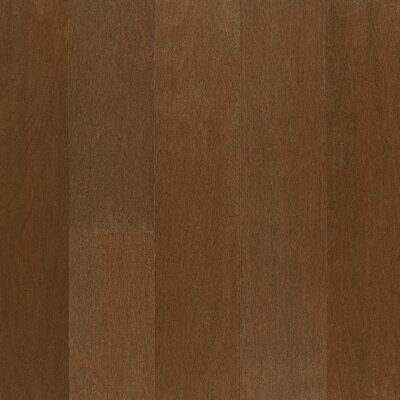 "Armstrong Performance Plus 5"" Acrylic-Infused Engineered Maple Flooring in Foliage Brown"