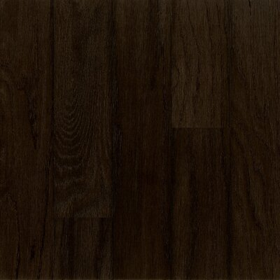 "Armstrong Performance Plus 5"" Acrylic-Infused Engineered White Oak Flooring in Night Time"