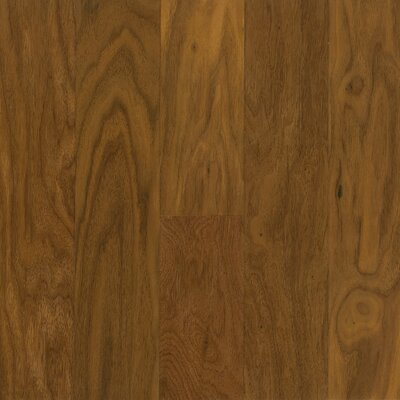 "Armstrong Performance Plus 5"" Acrylic-Infused Engineered Walnut Flooring in Warm Clay"