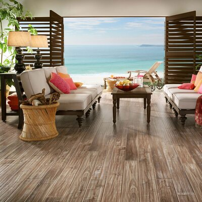 Armstrong Coastal Living 12mm Walnut Laminate in White Wash
