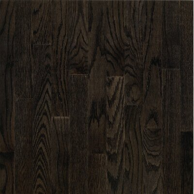 Bruce Flooring SAMPLE - Dundee™ Strip Solid Red Oak in Espresso