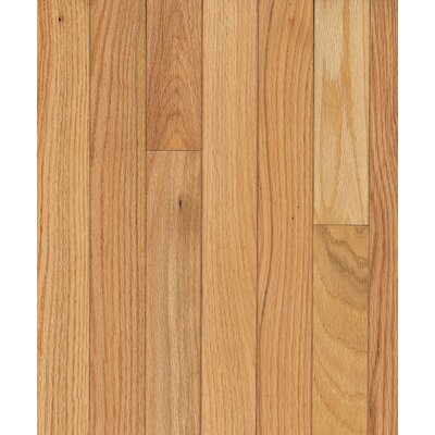 Bruce Flooring SAMPLE - Waltham™ Strip Solid Red Oak in Country Natural