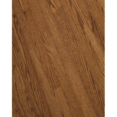Bruce Flooring SAMPLE - Fulton™ Plank Solid Red / White Oak in Gunstock
