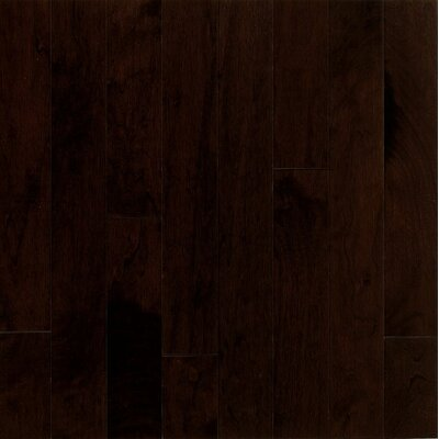 Bruce Flooring SAMPLE - Turlington™ Lock and Fold Engineered Walnut in Cocoa Brown