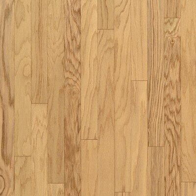 "Bruce Flooring Turlington Plank 3"" Engineered Red Oak Flooring in Natural"